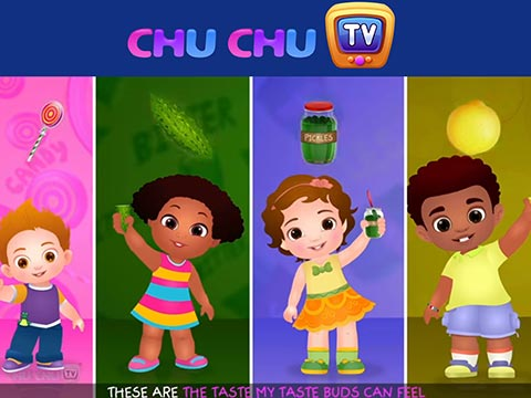 ChuChu TV  & Skoolbo Launches ChuChu School Learning Apps