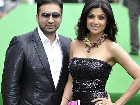 Raj Kundra, Shilpa Shetty launch mobile game Adventures of Ali Baba