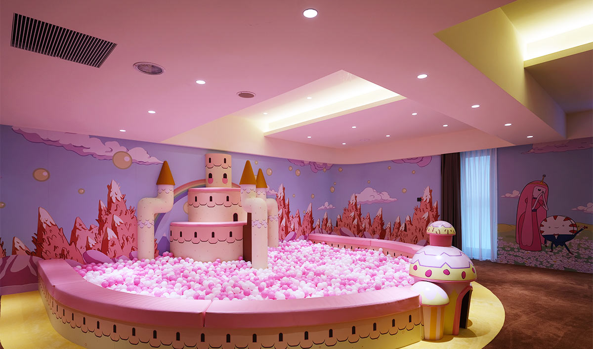 HOTEL COZZI XIMEN TAINAN UNVEILS CARTOON NETWORK-BRANDED EXPERIENCE