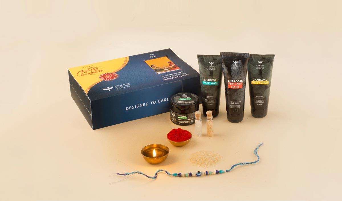 Bombay Shaving Company Launches Bespoke Raksha Bandhan kits