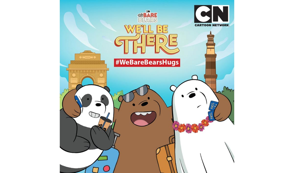 Cartoon Network brings We Bare Bears to India