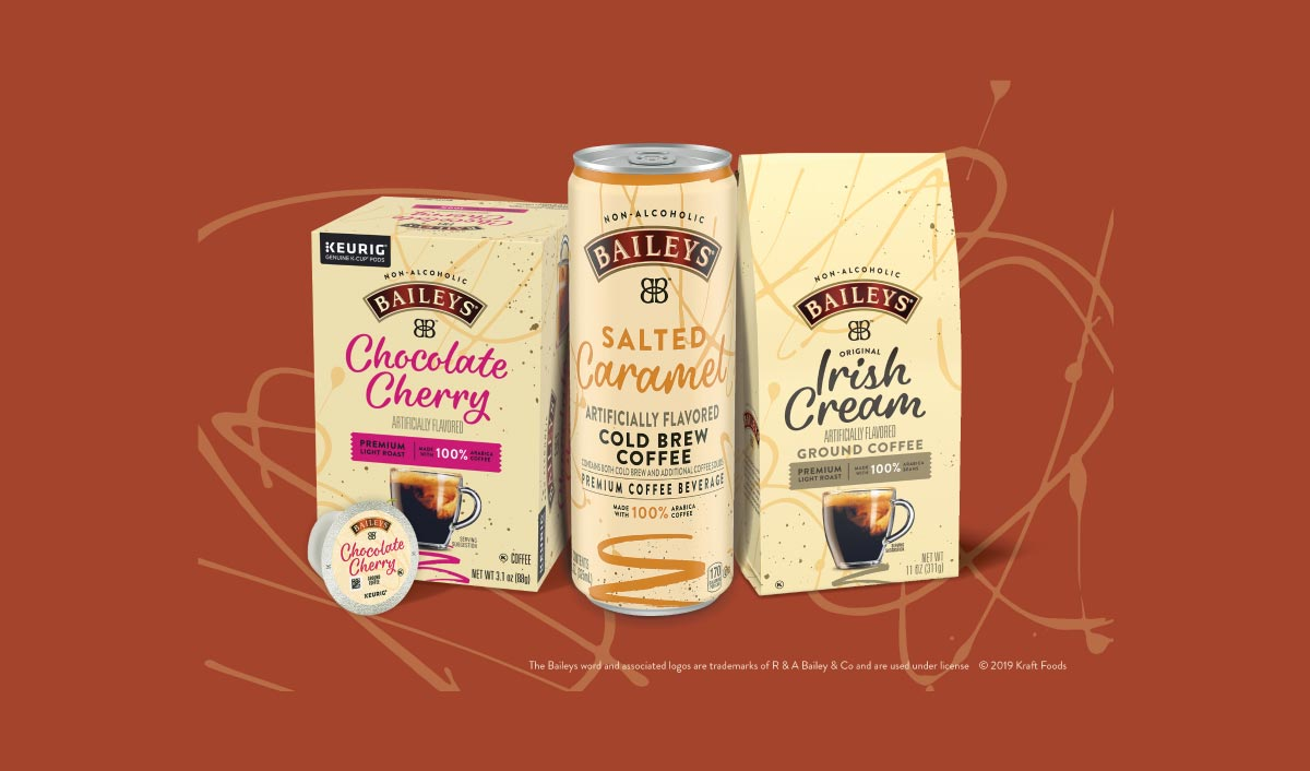 Baileys to launch non-alcoholic coffee with Kraft Heinz