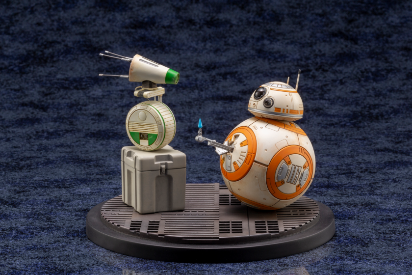NEW 'STAR WARS' TOYS ANNOUNCED