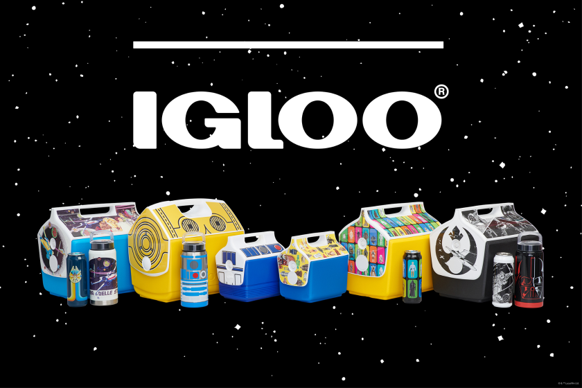 IGLOO UNBOXES 'STAR WARS' COOLERS