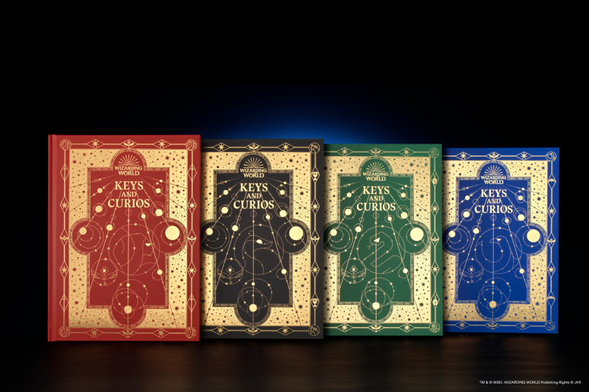 WIZARDING WORLD DIGITAL LAUNCHES 'HARRY POTTER' JOURNAL