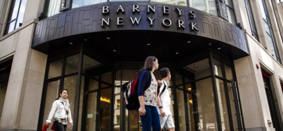 ABG Sweeps Barneys for $271 Million