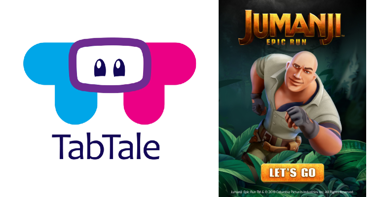 TabTale and Sony Collab for Mobile Games