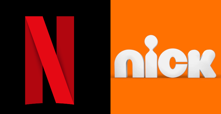 Netflix and Nickelodeon join hands