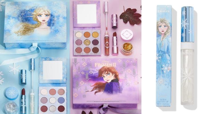 Colourpop collaborates with Disney