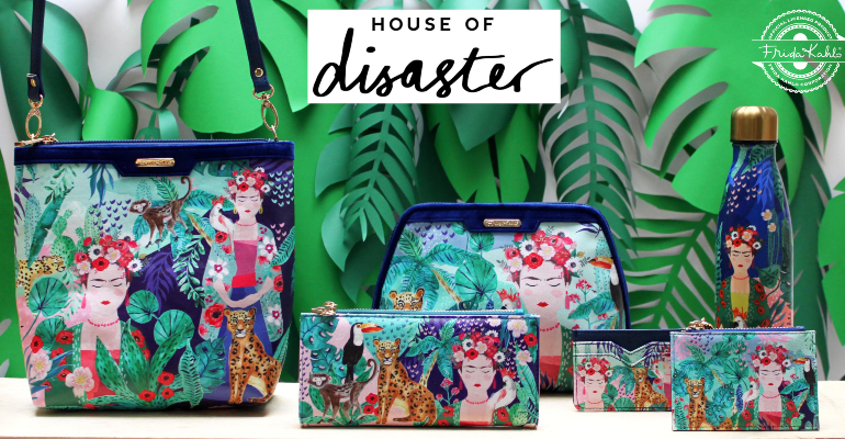 House of Disaster Debuts Frida Kahlo Accessories Line