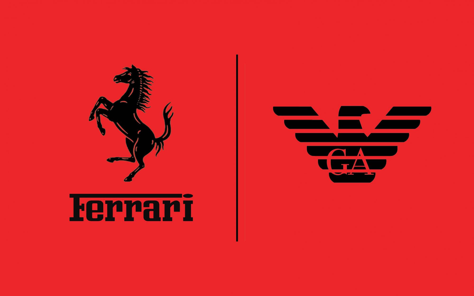 Ferrari and Armani collaborate to refocus brand equity