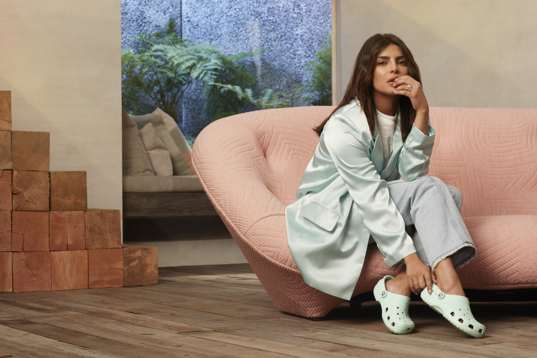 Crocs/Chopra Jonas does joint collab to benefit the UNICEF
