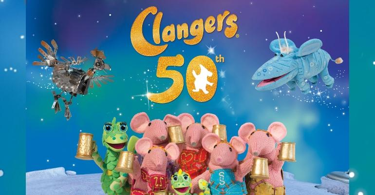 Clangers Mark 50 Years with Amazon Alexa Skill