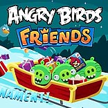 Celebrate the festive season with Angry Birds