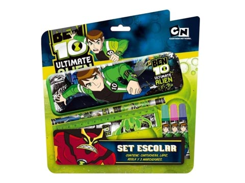 Cartoon Network's Back To School merchandise