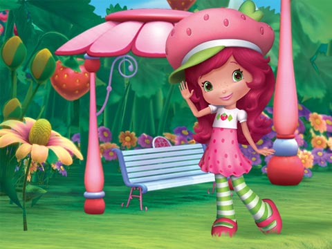 Strawberry Shortcake toys soon