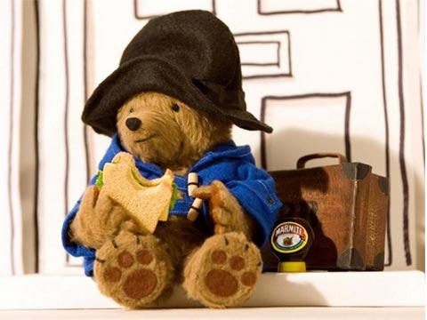 Gap ties up with Paddington Bear