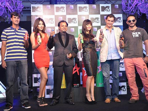 MTV enters personal care category