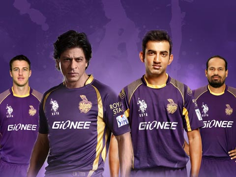 Celebrity merchandise firm cashes on IPL