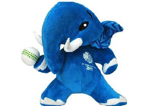 Simba Toys introduces ICC World Cup 2011 merchandise