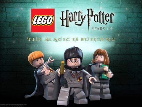 Lego thanks Harry Potter