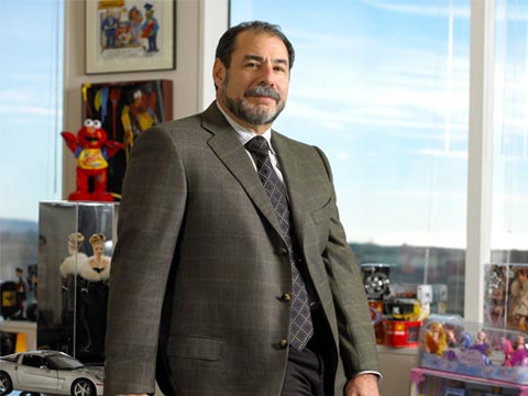 New president for Toys 'R' Us' US business