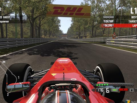 F1 2011 video game to be released in September