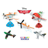 MBE and Thinkway Toys launch Disney's Planes toys