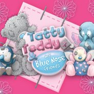 Tatty Teddy in a new avatar
