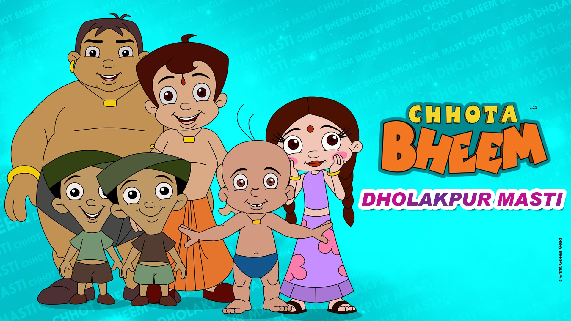 Woodstock inks pact for Chhota Bheem & Mighty Raju