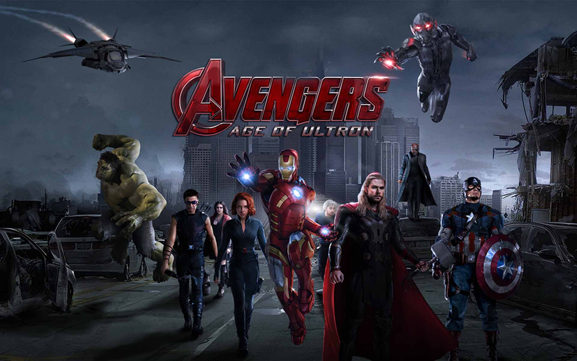 Avengers: Age of Ultron' to Open Early in India