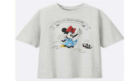 Uniqlo, Disney Minnie Mouse