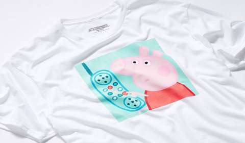 Hasbro & Urban Outfitters Launch Exclusive Peppa Pig Collection