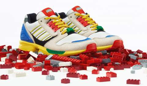 Adidas partners with Lego to launch a new pair of trainers
