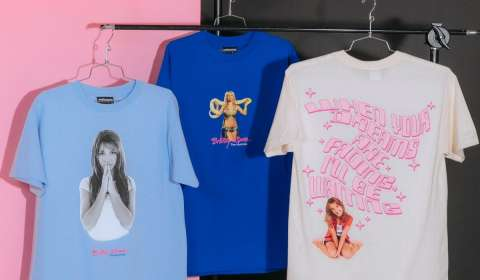 The Hundreds Unveils Britney Spears Collection