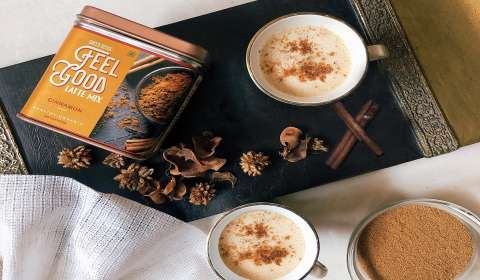Green Sense Organic brings Organic Latte Range, 'Feel Good Latte Mix'