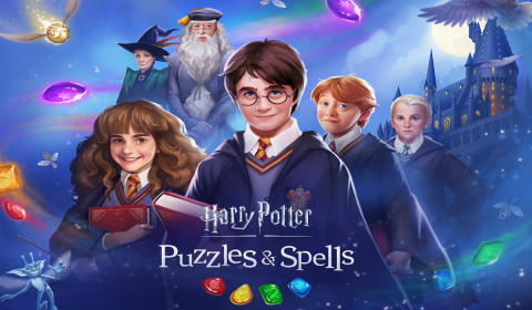 Harry Potter: Puzzles & Spells Welcomes Winter Holidays