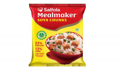 Marico Limited forays into plant-based protein category with Saffola Mealmaker Soya Chunks
