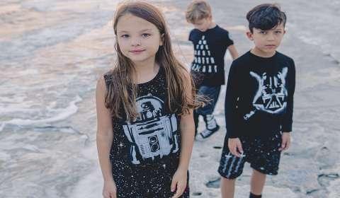 "Lucasfilm, Nununu Bring ""Star Wars""-Inspired Children's Clothing Line"