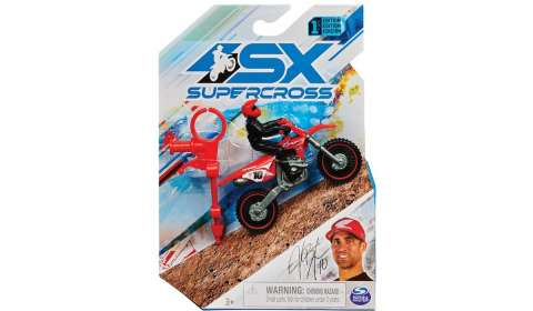 Spin Master Launches A New Line Of Supercross Toys