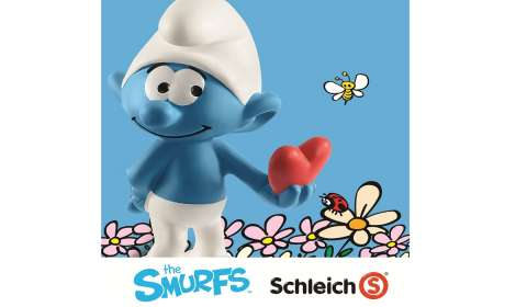 The Smurfs, Athletes Today Announce New Licensing Partnership For India