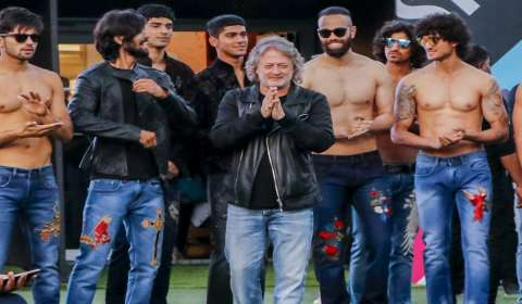 Amazon Fashion Introduces Alexander Jeans by Rohit Bal