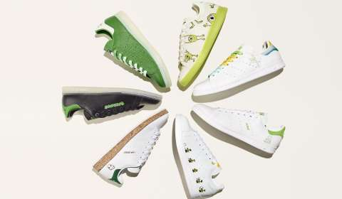 "adidas Originals Unveils the Next Chapter of ""Stan Smith, Forever"" With Disney"