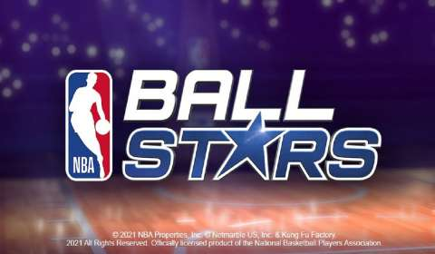 Netmarble and Kung Fu Factory Launch NBA Ball Stars