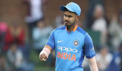 Myprotein Ropes in Cricketer Shreyas Iyer as Brand Ambassador