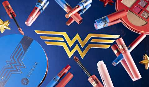 SUGAR X Wonder Woman Collection Launched