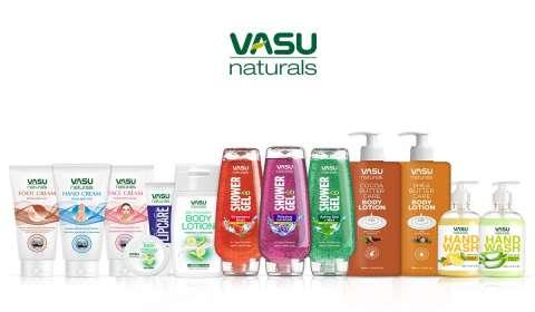 Vasu Healthcare Ventures into Herbal Skincare; Launches Vasu Naturals