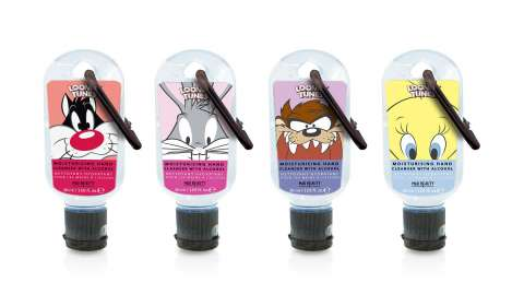 Mad Beauty, Warner Bros Team Up for Looney Tunes-Inspired Line