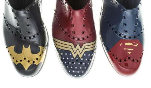 Biion Footwear, DC Comics Partner to Create Batman & Superman Collection