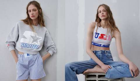 Zara, STARTER Partner to Develop Women's Capsule Collection